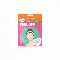 Máscara Facial Clareadora Peel Off Clarify Dermage 10g
