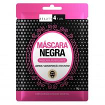 Máscara Facial Negra Beauty 4 Fun 8g