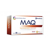 Maq Suplemento de Vitamina e Minerais 30 Comprimidos