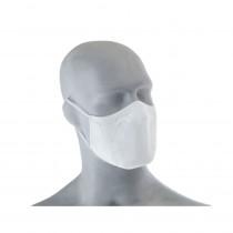 Máscara Zero Costura Fit Lupo Tam. único Branco - 2 unidades