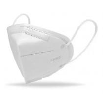 Máscara AYK Branco KN95 Descartável com 20 Unidades