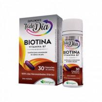 Biotina Katiguá com 30 Cápsulas