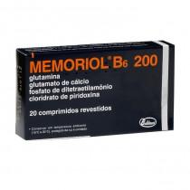 Memoriol B6 200 -  200mg 20 comprimidos