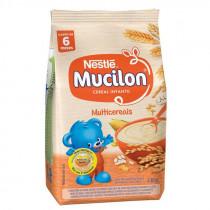 Cereal Infantil Mucilon Multi Cereais Sachê 230g