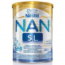 Leite Nan Sem Lactose 400g