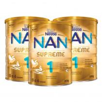 Nan Supreme 1 Nestlé 800g 3 Unidades