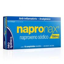 Napronax 550mg com 10 Comprimidos - Neo Química