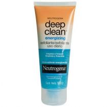 Neutrogena Deep Clean Energinzing Esfoliante
