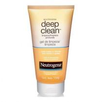Neutrogena Deep Clean Gel de Limpeza 150g