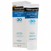Neutrogena Sun Fresh FPS 30 Facial 50ml