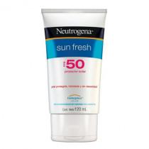 Neutrogena Sun Fresh FPS 50 120ml