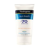 Neutrogena Sun Fresh FPS 70 120ml