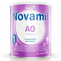 Leite Novamil AO 1 com 400g
