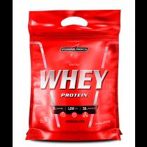 Nutrei Whey Protein Integralmedica Sabor Chocolate 907g