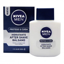 Pós-Barba Bálsamo Hidratante Nivea For Men - 100ml