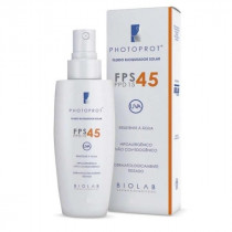 Photoprot Fluido FPS 45 com 150ml