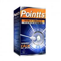 Pointts Anti Verrugas 80ml aerosol 53g + 12 Aplicadores