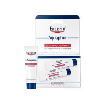 Pomada Reparadora Eucerin Aquaphor 2 bisnagas 9g cada