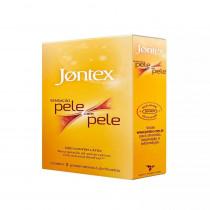Preservativo Jontex Sensação Pele com Pele 2 Unidades