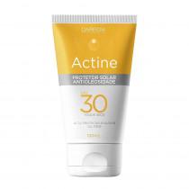 Protetor Solar Actine Antioleosidade FPS 30 Toque Seco 120ml