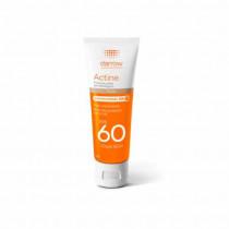 Protetor Solar Actine FPS 60 Toque Seco com Cor 40gr
