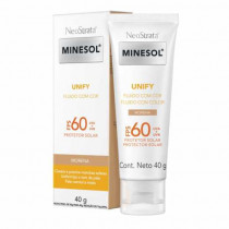 Neostrata Minesol Unify Color FPS 60 Morena 40g