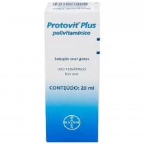 Protovit Plus Gotas 20ml