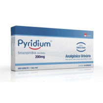 Pyridium 200mg 18 drágeas