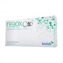 Reaox Q10 Biolab 30 Cápsulas + 16 Cápsulas Grátis