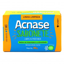 Sabonete Clean Limpeza Profunda Acnase 80g