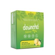 Desinchá Sabor Abacaxi com Limão Siciliano 30 Sachês