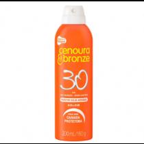 Cenoura&Bronze Protetor Solar FPS 30 Aerosol 200ml