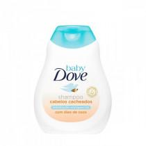 Shampoo Baby Dove Cabelos Cacheados 200ml