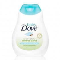 Shampoo Baby Dove Cabelos Claros 200ml