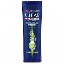 Shampoo Clear Men Controle da Coceira 200ml