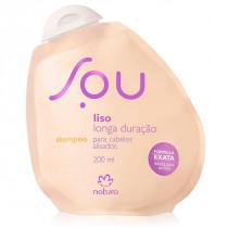 Shampoo Liso Longa Duração SOU Natura 200ml