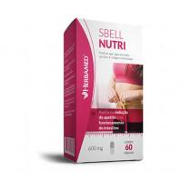Sbell Nutri Emagrecedor 500mg - 60 cápsulas