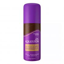 Spray Retoque Instantâneo Castanho Escuro Koleston 100ml
