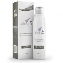 Teloss 5 Shampoo Antiqueda 120ml