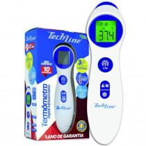 Termômetro Digital de Testa Techline Infravermelho