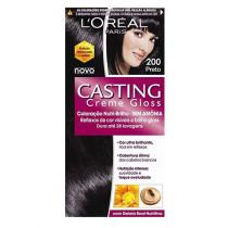 Tintura Casting Creme Gloss 200 Preto
