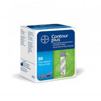 Tiras Reagentes Contour Plus 50 unidades