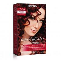 Tonalizante Supéria Color 5546 Vermelho Amora Amend
