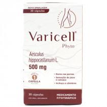Varicell Phyto 500mg com 30 Cápsulas
