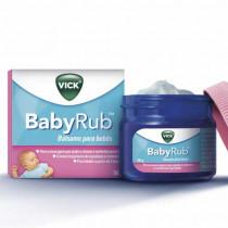 Vick Babyrub Pomada Calmante para Bebês 50g