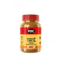 Vitamina C 1000mg FDC com 25 Cápsulas