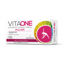 Suplemento Vitamínico Mineral Vitaone Mulher
