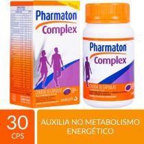 Multivitamínico Pharmaton Complex c/30 Caps