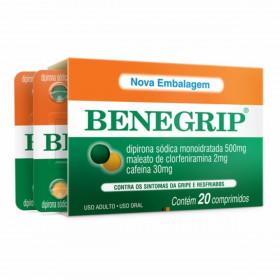Benegrip 20 Comprimidos