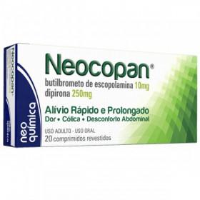 Neocopan com 20 Comprimidos - Neo Química
